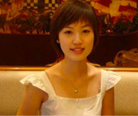 马蓉大学旧照,难怪当时王宝强迷她,确实模样清纯可人!