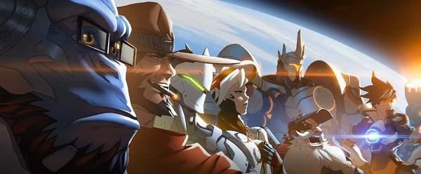 《守望先锋》新预告片两位新英雄Echo和Sojourn登场_官方