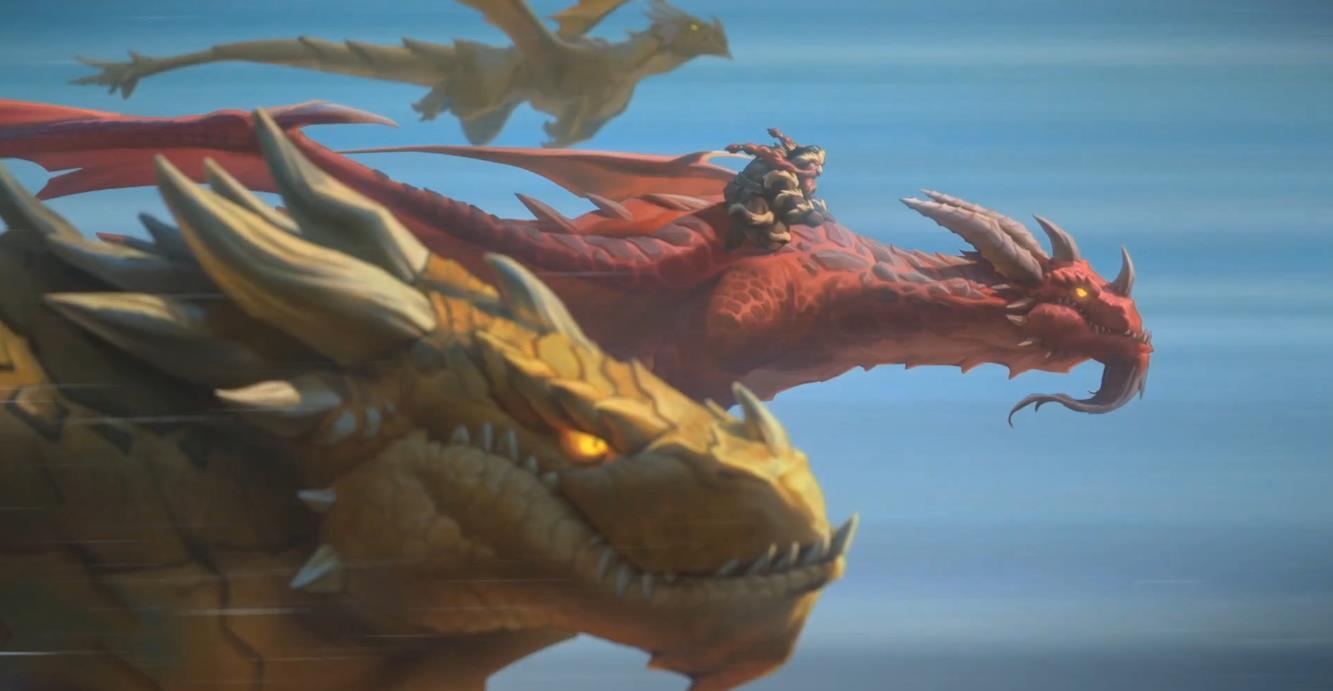 """暴雪嘉年华:炉石传说新卡包""""巨龙降临"""",迦拉克隆化身5英雄_效果"""