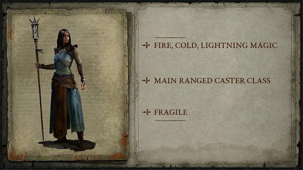 《暗黑破坏神4》系统设计等介绍专家模式依然在,会推出DLC_玩家