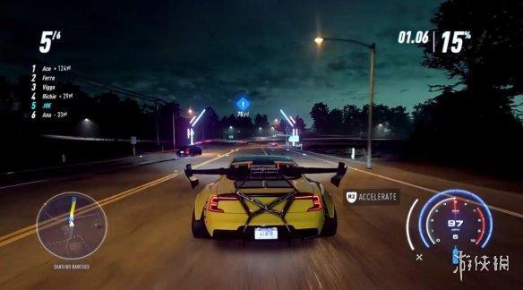 《极品飞车21》28分钟游戏演示全方位展示全新内容