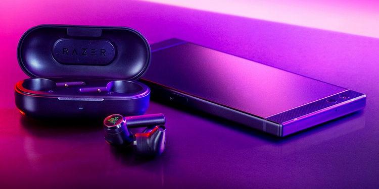 雷蛇Razer推出首款真无线耳机「战锤狂鲨」:以低延迟为卖点