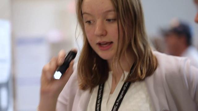 她解决了汽车右侧盲区问题!14岁天才女孩创新设