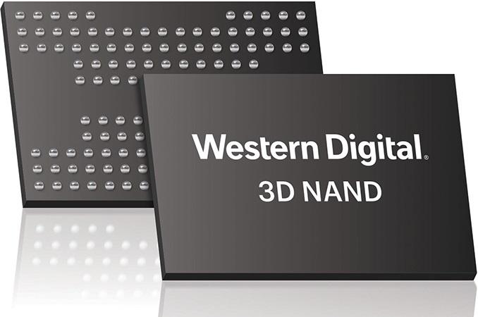 大容量固态迎来普及,西数出货96层3D QLC SSD_硬盘