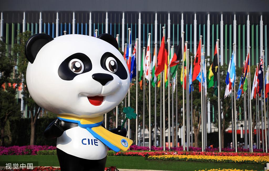 """进博会开幕在即,中国""""朋友圈""""更大、""""全球首发""""更多"""