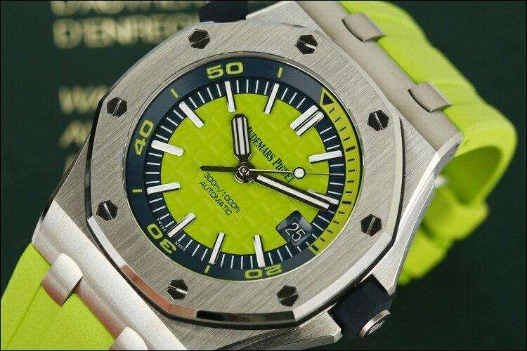每一枚爱彼腕表都是真正原创、永恒、具有个性的艺术杰作  贵阳回收手表