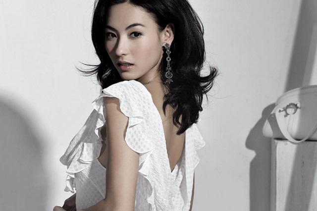 香港80后最漂亮女明星排行榜,十大香港80后最美女明星