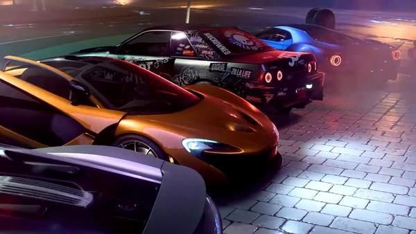 《极品飞车:热度》实机演示白天夜晚疯狂飙车不停歇
