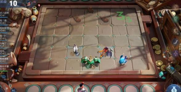 王者模拟战:非长安流快速三星,24回合5个3星牌,并不是运气好
