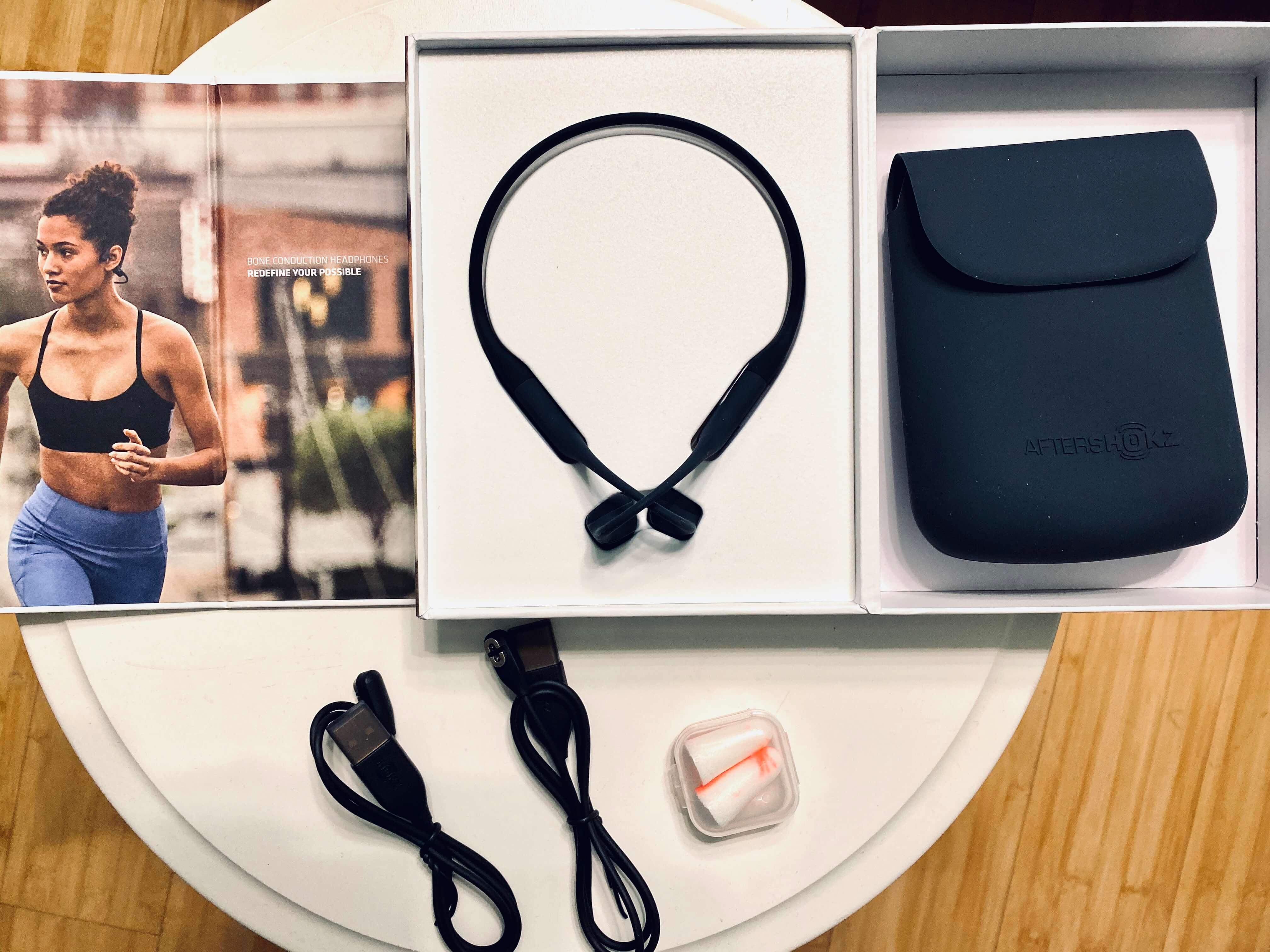 同时满足的你运动和日用需求:韶音 Aeropex 骨传导蓝牙耳机体验