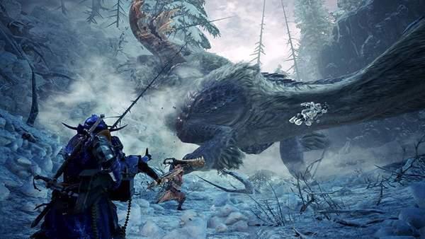《怪猎世界》冰原11月更新计划公布生化联动周五上线_Steam