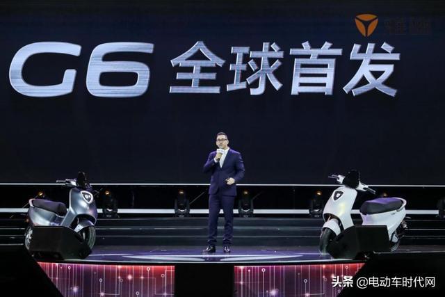 迪雅高端新产品|首台侧装电机智能电动摩托车迪雅G6正式发布