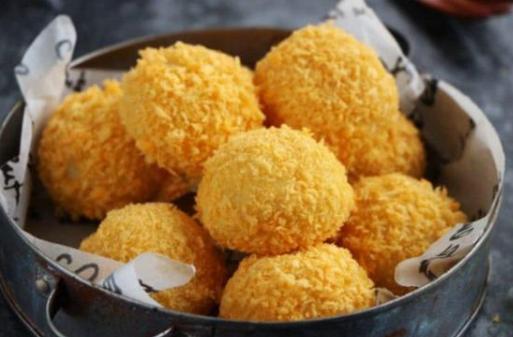意大利炸西葫芦奶酪球,打开味蕾,满足你的食欲,还能做工作便当