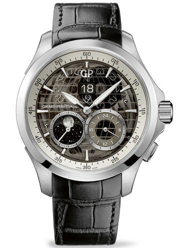有着自己设计钟表款式及机芯的芝柏  贵阳手表回收
