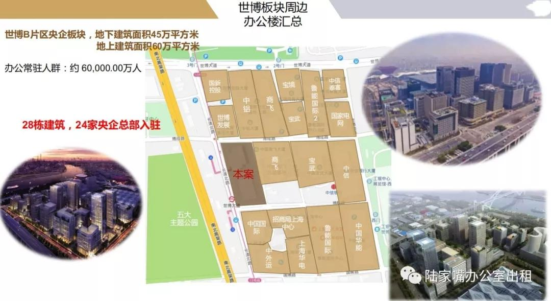 世博总部园区规划