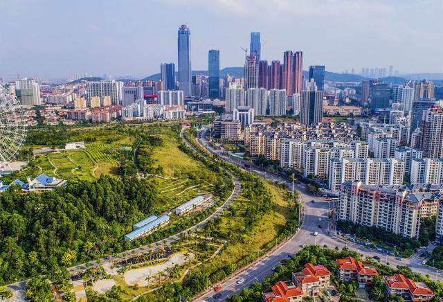南宁市各gdp_全国百强城市榜单公布 快来看看,你的家乡上榜了吗