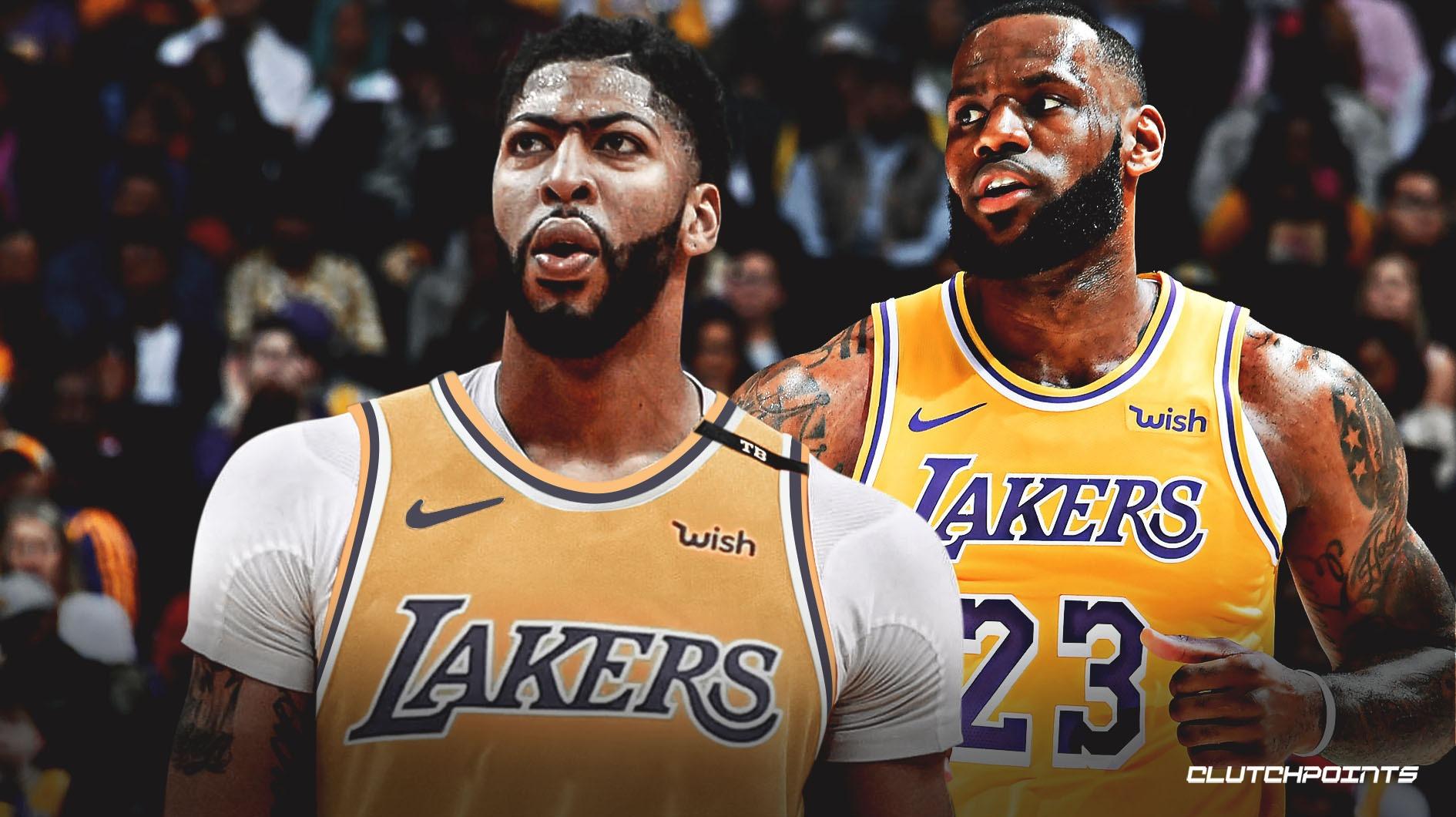 原创NBA关键时刻正负值排名!湖人五人霸榜,詹姆斯浓眉并列第二