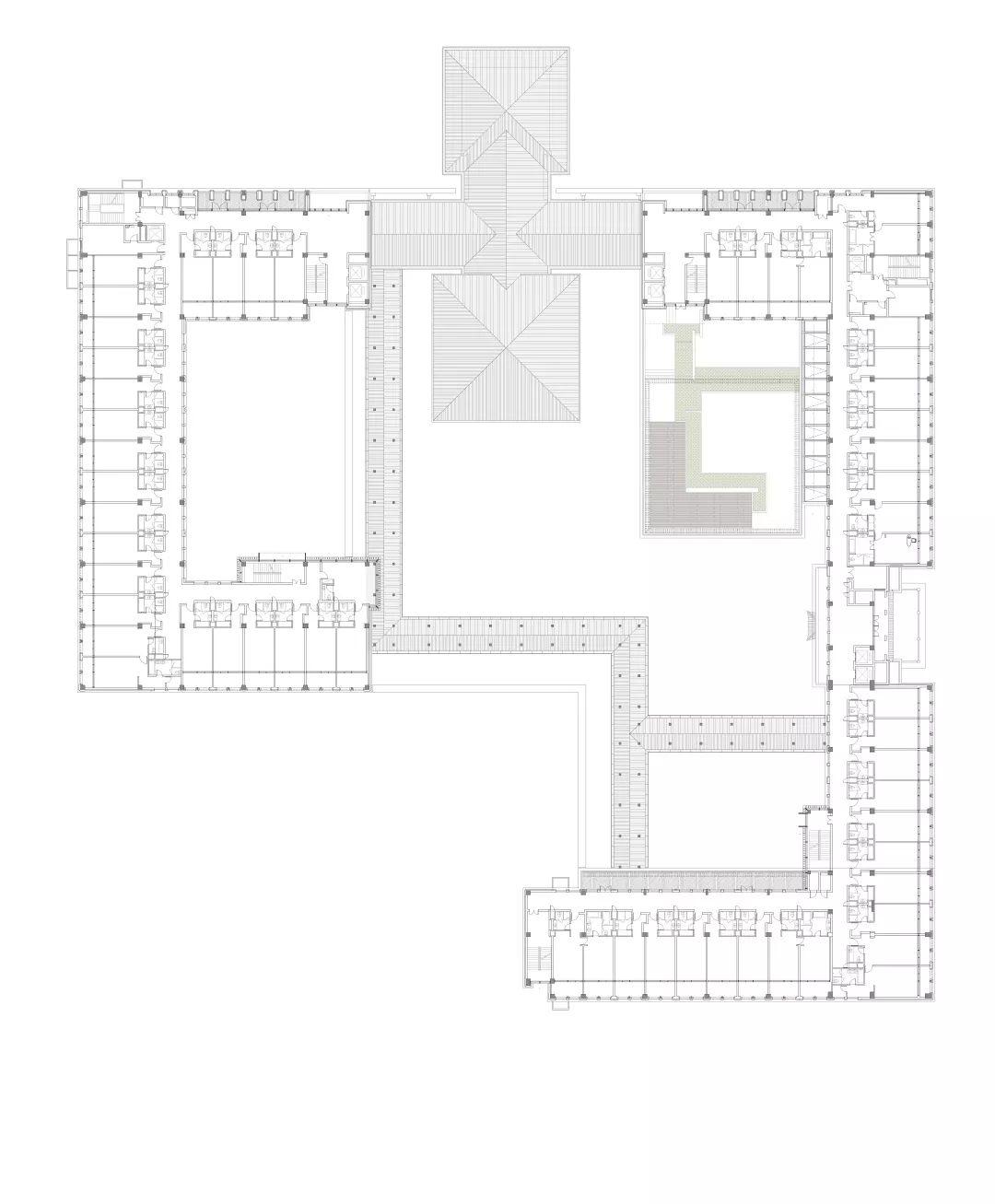 官二中新校区平面图