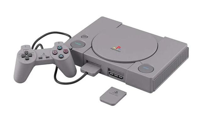 万代开启原版PS1及世嘉土星主机模型预定_玩家