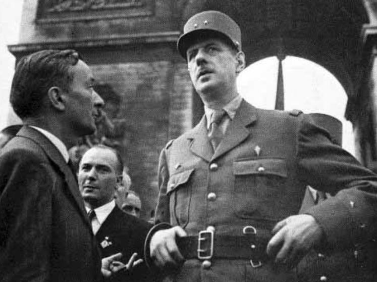 原创 法国最厉害的军事家,一人挽救一个国家,去世后中国降半旗致哀