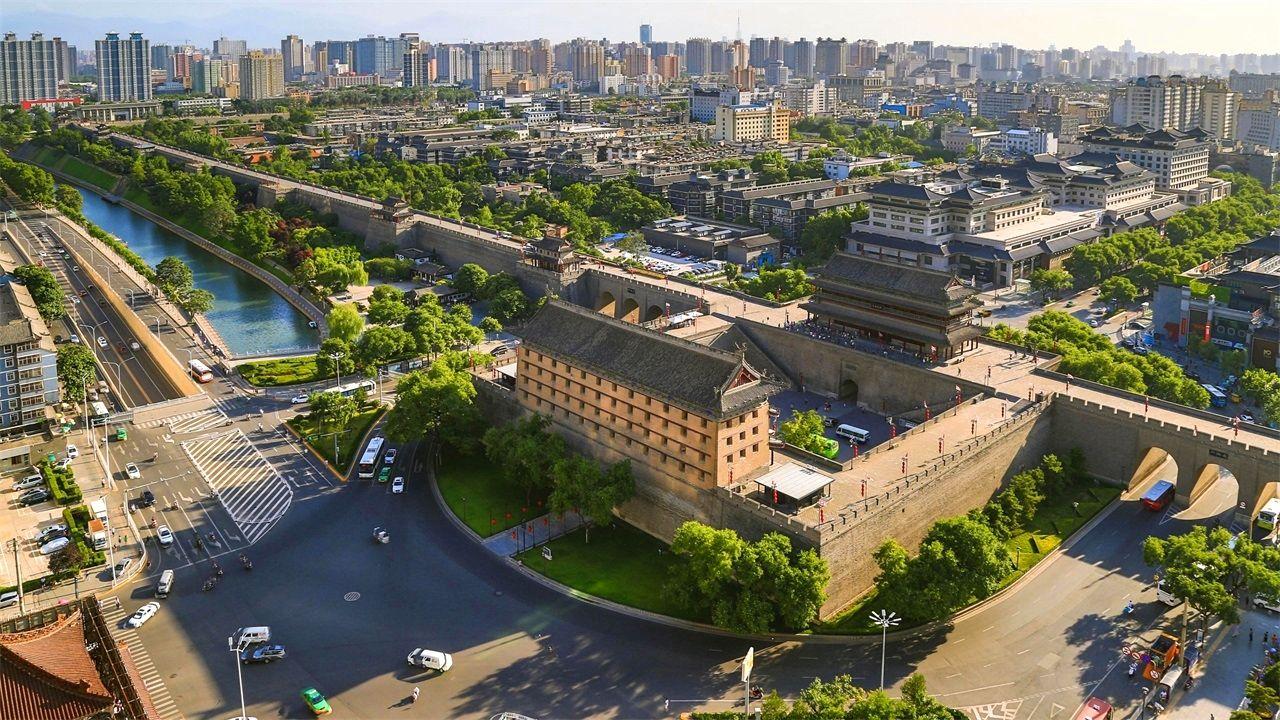 西安去年经济总量是多少_西安到彬县多少公里