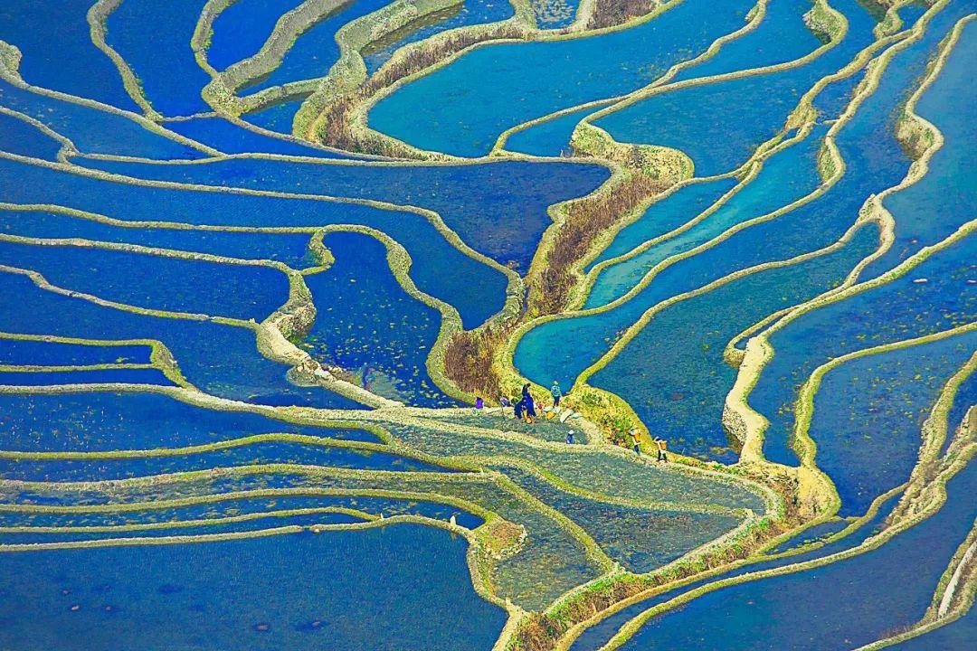 中国最性感曲线,深秋美如环境,不去一趟遗憾一年
