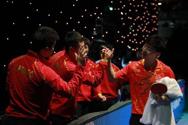 原创中央电视台直播乒乓球团体世界杯,5天15个时段中国比赛全程覆盖