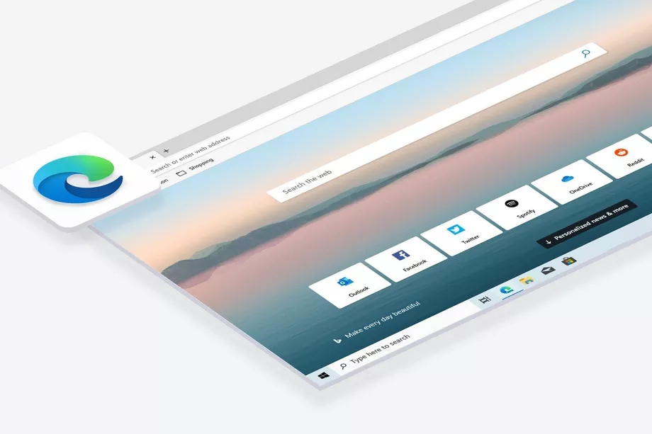 记事本乱码微软Chromium Edge浏览器明年1月15日正式