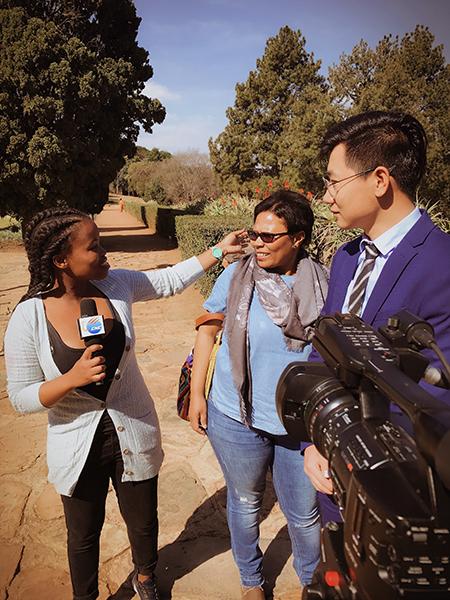 田弘毅:在非洲做大国崛起的忠实记录者
