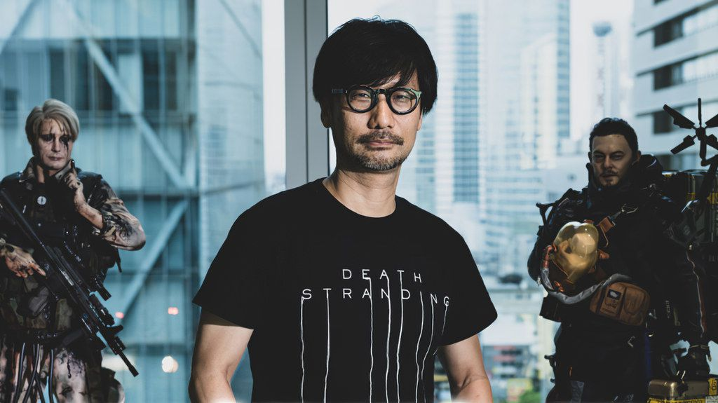 《死亡搁浅》获日本电玩通满分评价制作人小岛秀夫四度封神