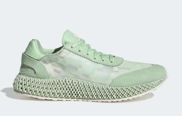 4D家族新成员!adidas I-4D Primeknit鞋款全新双色齐亮相!