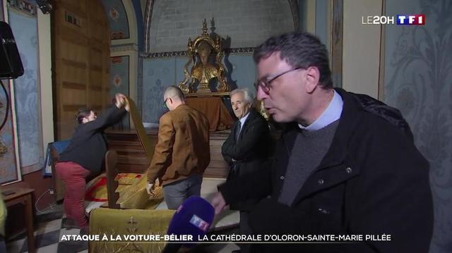 法国大教堂遭劫匪突袭盗走黄金珍宝!曾入选世界遗产