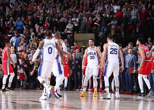 NBA官方实力榜单