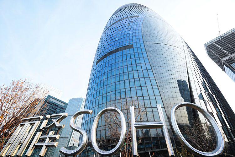 丽泽SOHO钢用量达2.5个埃菲尔铁塔 京西添新地标_城市航站楼