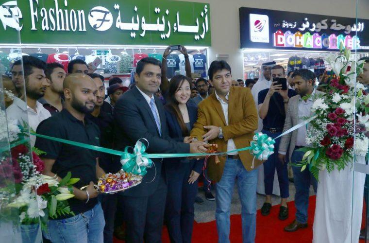 OPPO开设卡塔尔首家零售店配备售后服务站