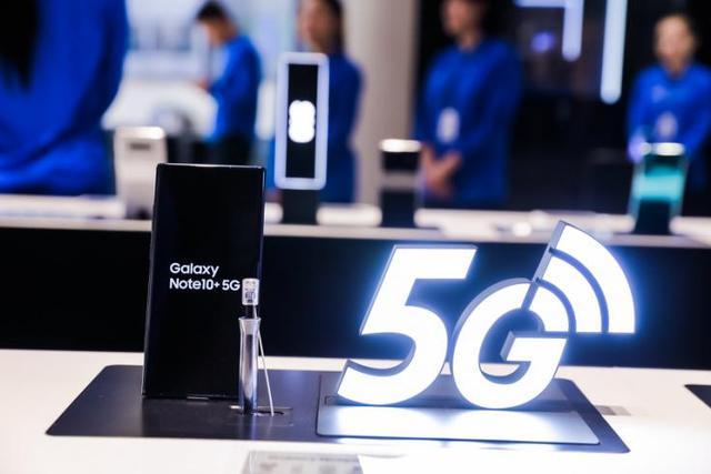IDC发布中国5G手机出货量报告三星占据29%份额表现亮眼