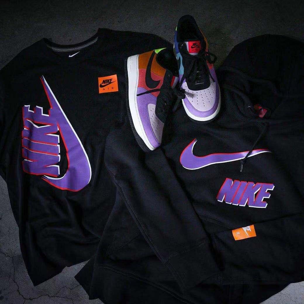 撞色大满贯!Nike 再携手 atmos 打造全新联名!