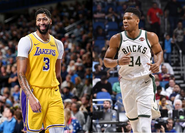 2019年11月NBA周最佳球員