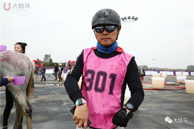 2019砀山国际马术耐力赛成为国内首次让骑手佩戴GPS定位保障赛事