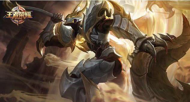 王者荣耀:官方公认最肉坦克,牛魔靠边站,白起和他比也只是弟弟