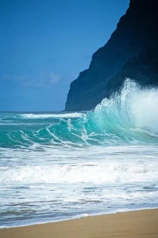 清晨音乐《海滩》宁静 优美 舒心!