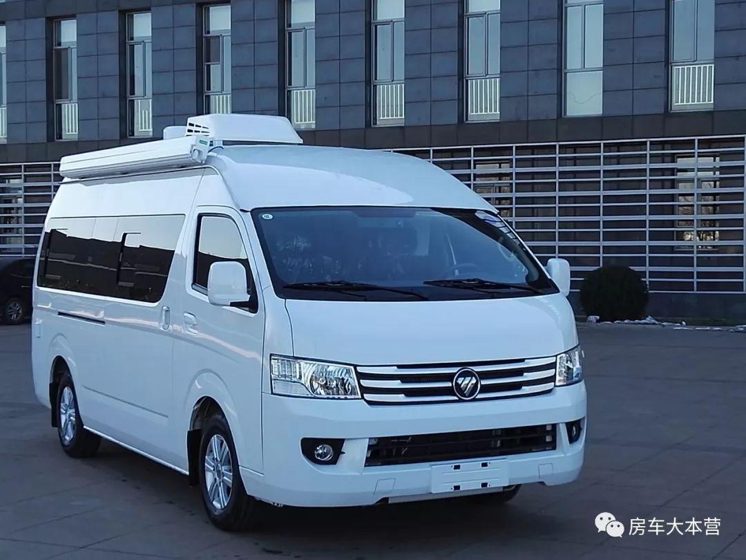 【B型房车】一辆福田B型房车,才10万出头,在福田G9清仓后,价格暴涨。