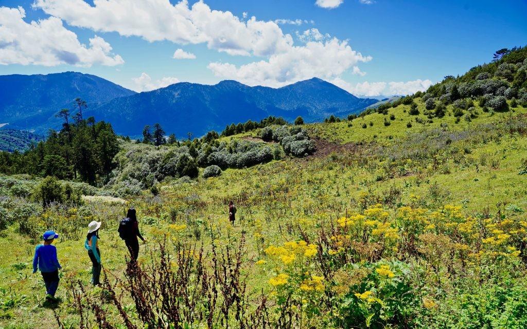 不丹自助游旅行指南,到不丹最美的徒步圣地走LongteyHike