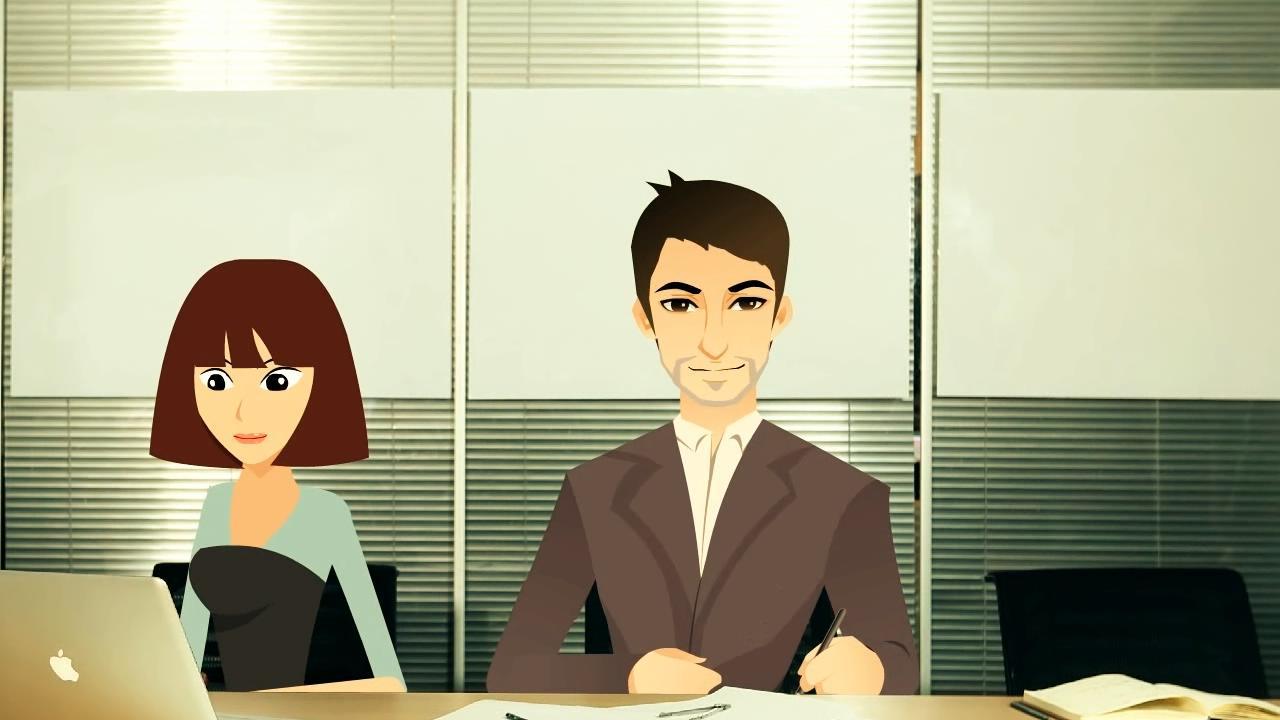 动漫设计公司制作一部动画要多久