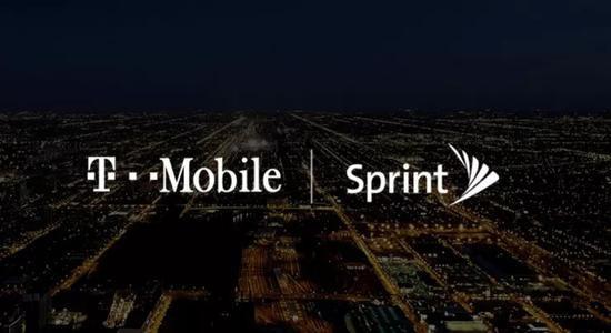 美国运营商T-Mobile和Sprint合并申请...