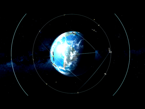历史性的成功!北斗全球系统联网完成|北斗卫星联网成功