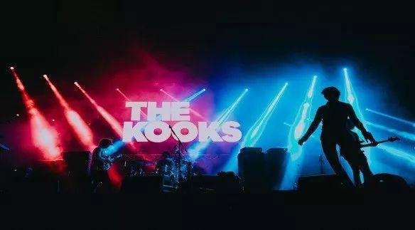 我们是傻瓜乐团TheKooks强势来袭!