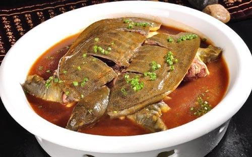 食品-黄焖甲鱼
