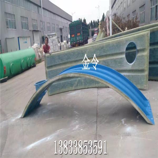 污水池盖板镇海石化防腐蚀污水池拱式盖板实体生产厂家
