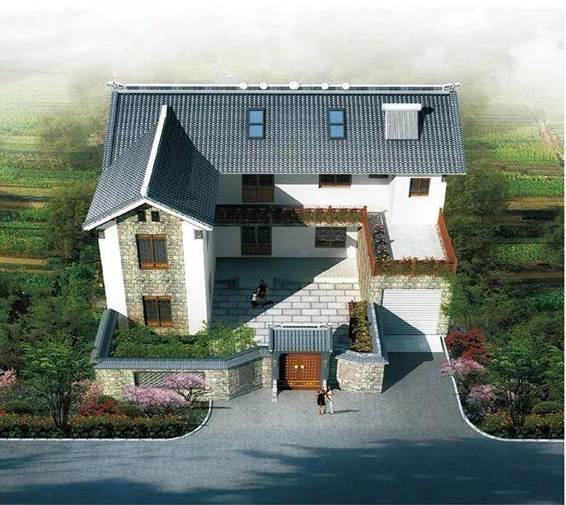 看了100套农村别墅设计图,选出26套最实用的分享给你